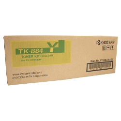 Kyocera TK-884Y Yellow (Genuine)