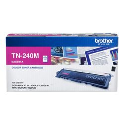 Brother TN-240M Magenta (Genuine)