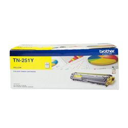 Brother TN-251Y Yellow (Genuine)