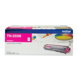 Brother TN-255M Magenta High Yield (Genuine)
