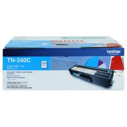 Brother TN-340C Cyan (Genuine)