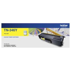 Brother TN-346Y Yellow High Yield (Genuine)