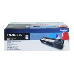 Brother TN-348BK Black High Yield (Genuine)