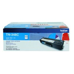 Brother TN-348C Cyan High Yield (Genuine)