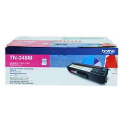 Brother TN-348M Magenta High Yield (Genuine)