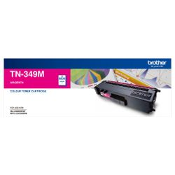 Brother TN-349M Magenta (Genuine)