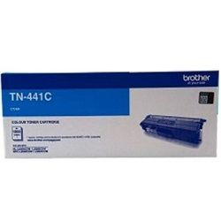 Brother TN-441C Cyan Toner Cartridge (Genuine)