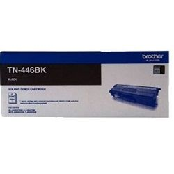Brother TN-446BK Black Super High Yield Toner Cartridge (Genuine)