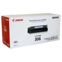 Canon CART306 Black (Genuine)