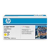 HP 648A Yellow (CE262A) (Genuine)