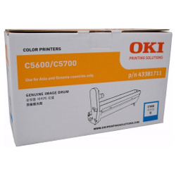 Oki 43381711 Cyan Drum Unit