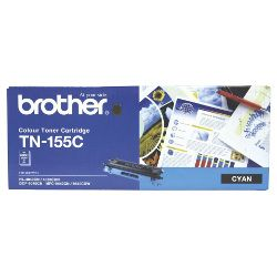 Brother TN-155C Cyan High Yield (Genuine)